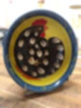 Saladier poterie Forcalquier