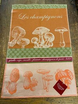 Torchon coucke champignon deco meuble forcalquier alpes de haute provence 04