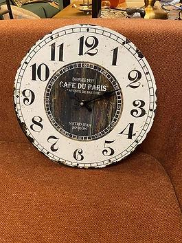 Horloge murale déco meuble forcalquier alpes de huate provence 04 PACA france