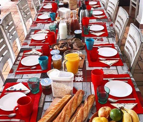petit déjeuneur