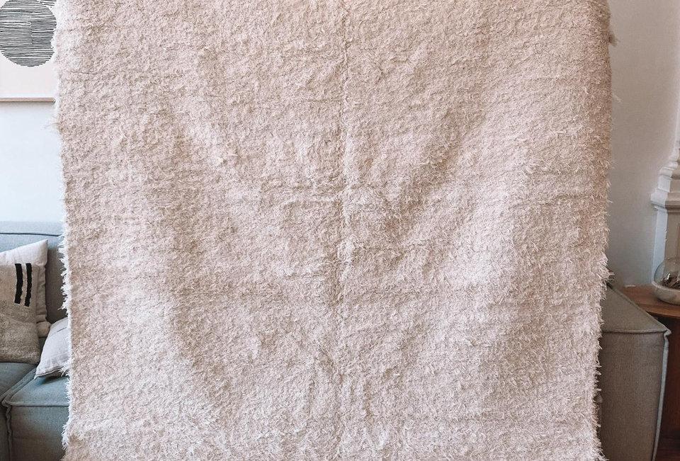 Wit tapijt 170x240cm