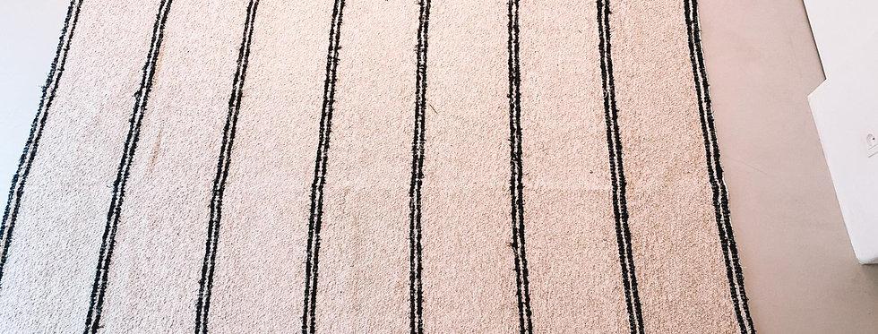 Gestreept tapijt 170x240cm