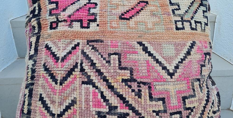 Vintage Berber vloerkussen