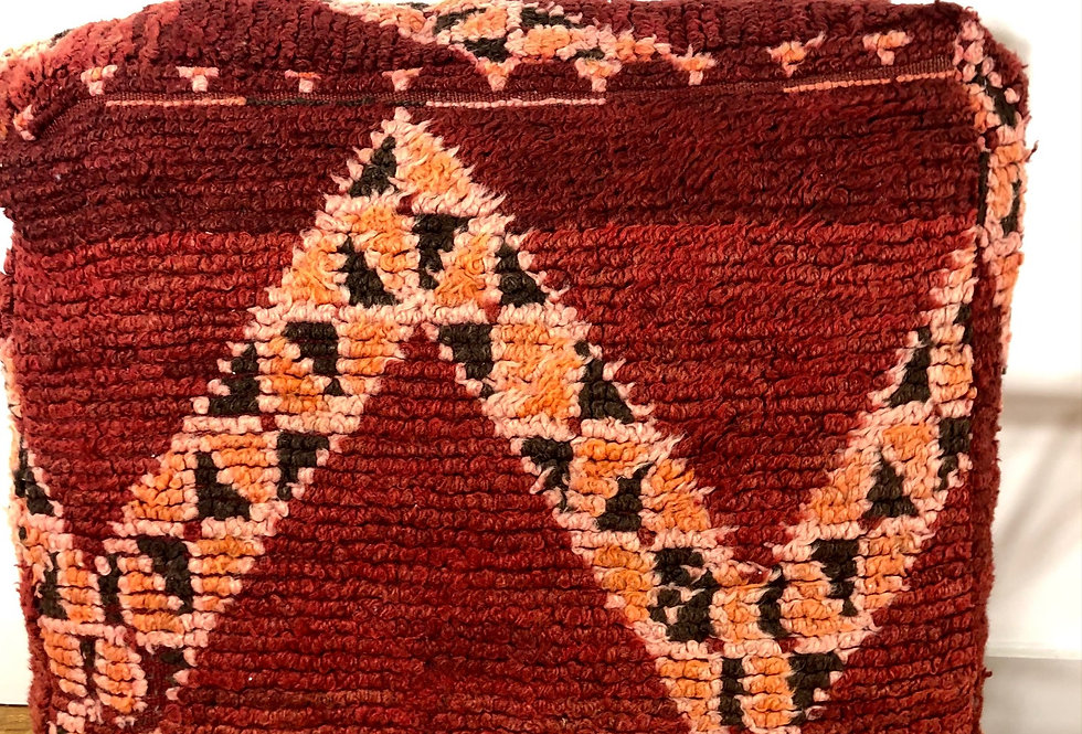 Marrokaans vloerkussen