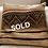 Thumbnail: Berber kussen 50x50cm