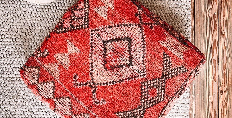 Berber vloerkussen