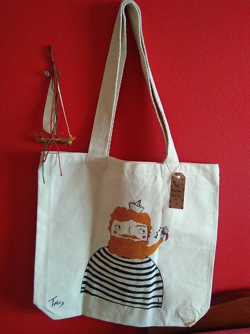 TMA Tote bags `~Sailor~