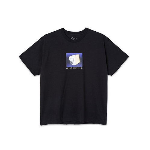 Polar Isolation Tee Black