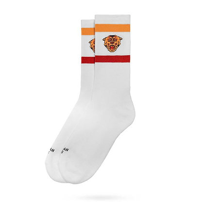 American Socks Tiger Mid High