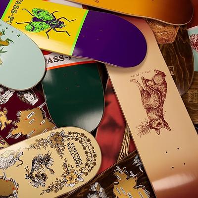 Skateboards Decks