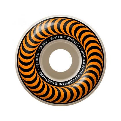 Spitfire Formula Four Wheels Classics 99 Orange 53 MM