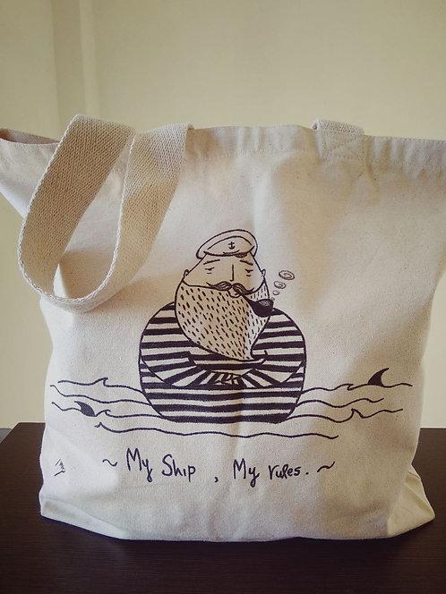 TMA Tote bags `~The Captain~