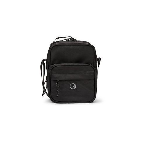 Polar Cordura Pocket Dealer Bag Black