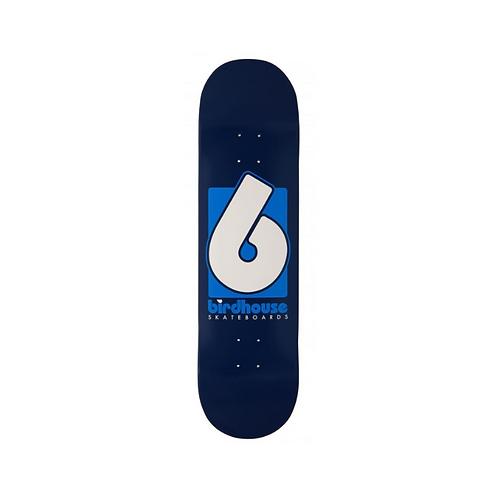 """Birdhouse Deck B Logo 8.375"""""""