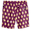 Thumbnail: Lousy Livin Swimshorts Zitrone Purple