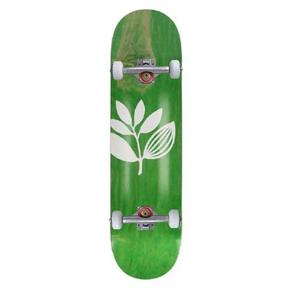"""Magenta Big Plant Complete Skateboard 8.25"""""""