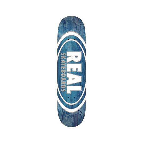 """Real Deck Team Oval Pearl Patterns 8.25"""""""
