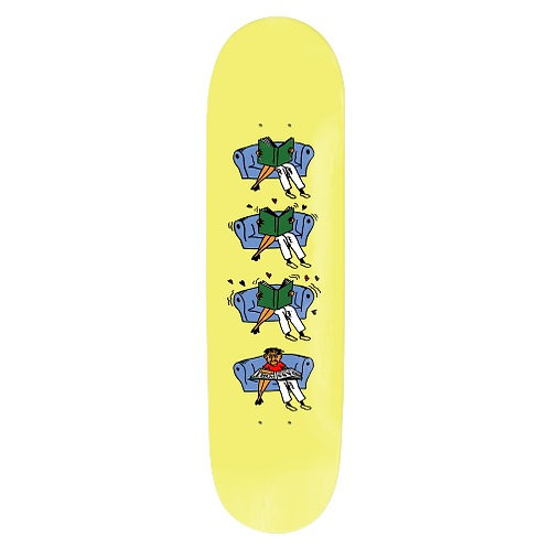 Pass ~ Port Deck What U Thought Series Legs 8.0 ""