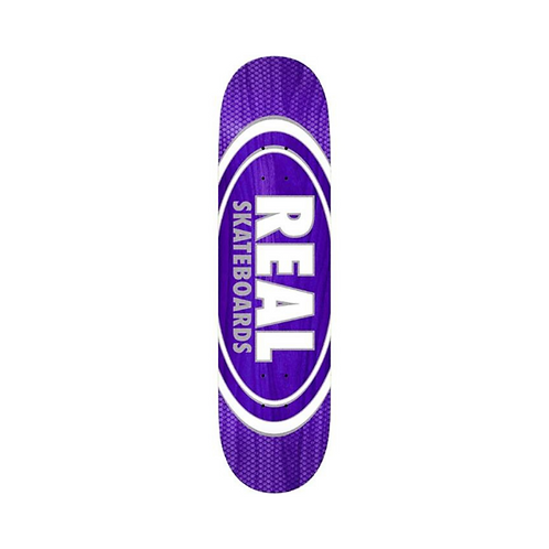 Real Deck Team Oval Pearl Patterns 8.06""