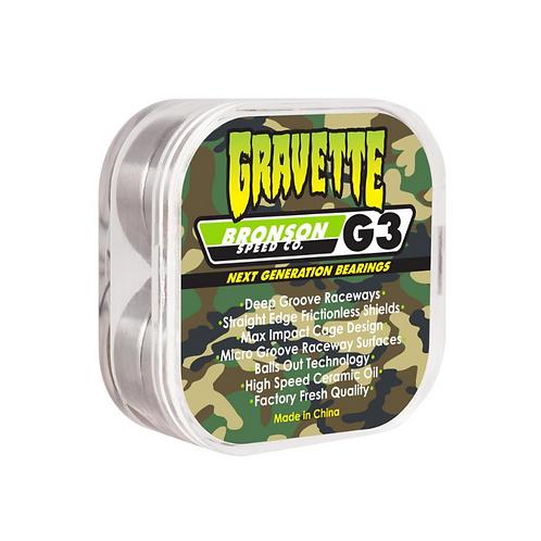 Bronson Speed Co David Gravette Pro G3