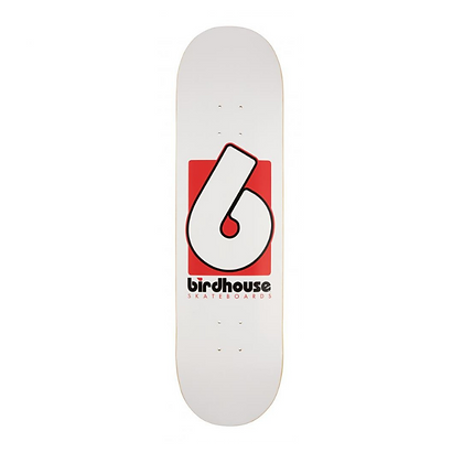 """Birdhouse Deck B Logo 8.5"""""""