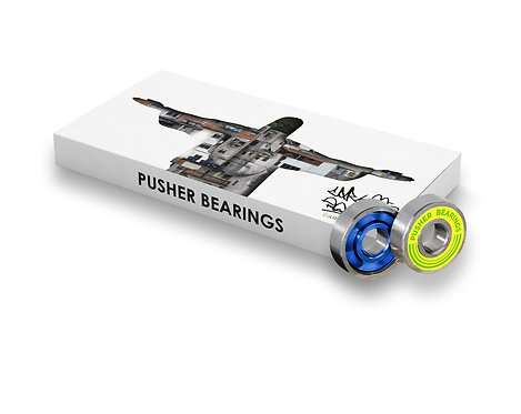 Pusher Bearings Pro Signature Carlos  Iqui