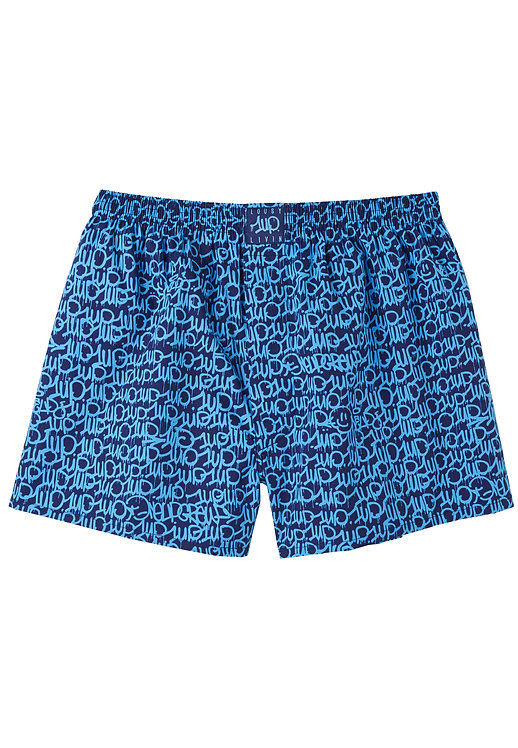 Lousy Livin Boxershorts One Up 3 Navy