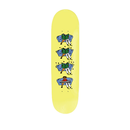 """Pass ~ Port Deck What U Thought Series Legs 8.0 """""""