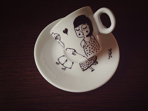 TMA Cupofcoffee `~Lovely Couple~