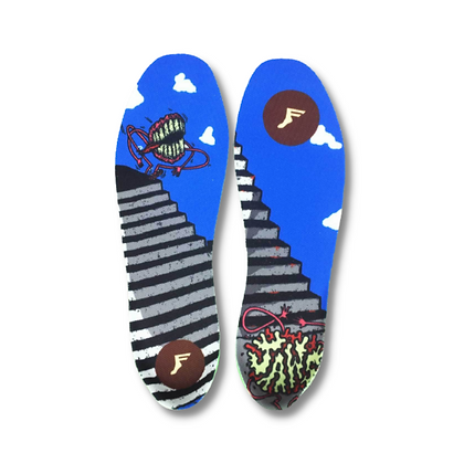 Footprint Kingfoam Elite Insoles Hi Jaws OG