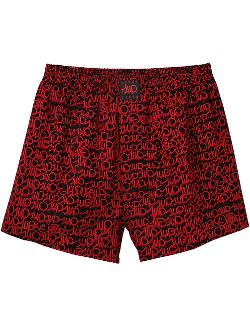 Lousy Livin Boxershorts One Up 3 Black