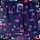 Thumbnail: Lousy Livin Swimshorts Cherries Navy