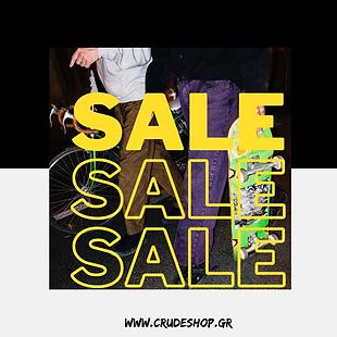 Sales On Crude