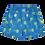 Thumbnail: Lousy Livin Boxershorts Broccoli Directoire Blue