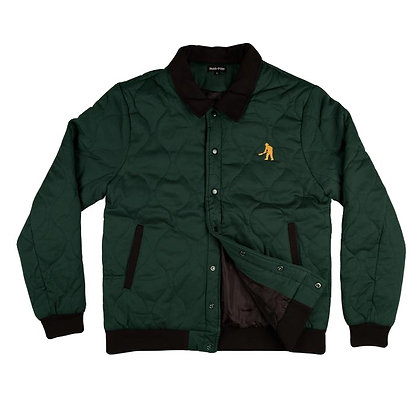 Pass ~ Port Late Quilted Jacket Midnight