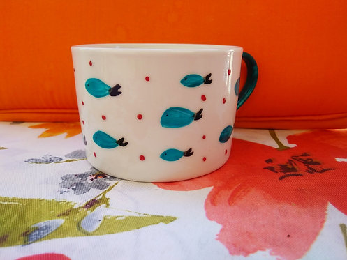 TMA Mug ~Little Fishes Part 2~
