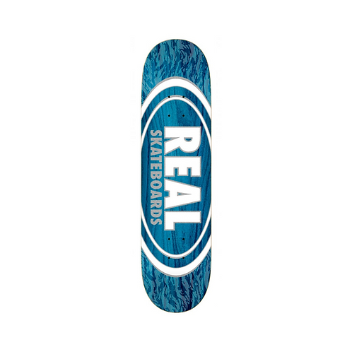 Real Deck Team Oval Pearl Patterns 8.375""