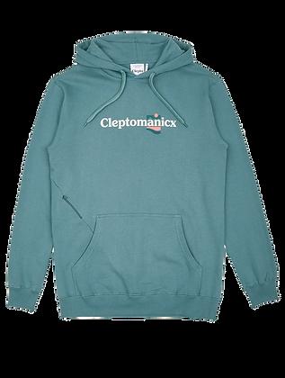 Cleptomanicx Hoodie Manicxland North Atlantic