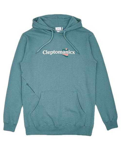 Cleptomanicx Hoodie Manicxland North Atlantic