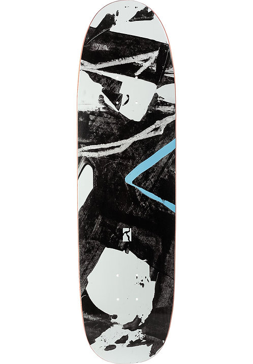 """Poetic Collective Deck All Over Abstract Special shape 8.5"""""""