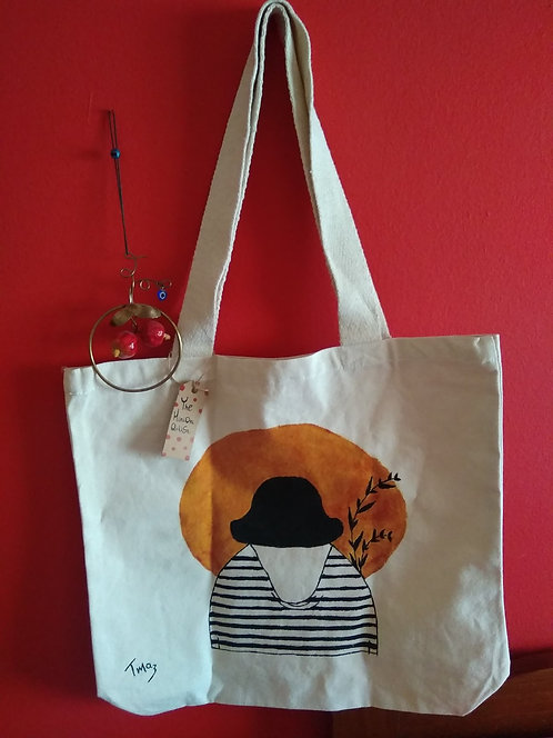 TMA Tote bags `~Warm Sunset~