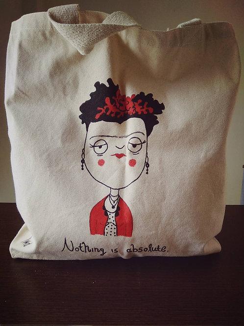 TMA Tote bags `~Frida Kahlo~