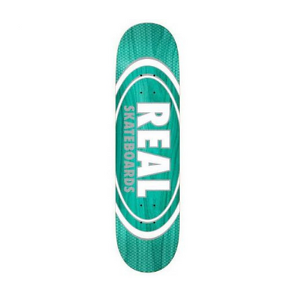 """Real Deck Team Oval Pearl Patterns 8.06"""""""