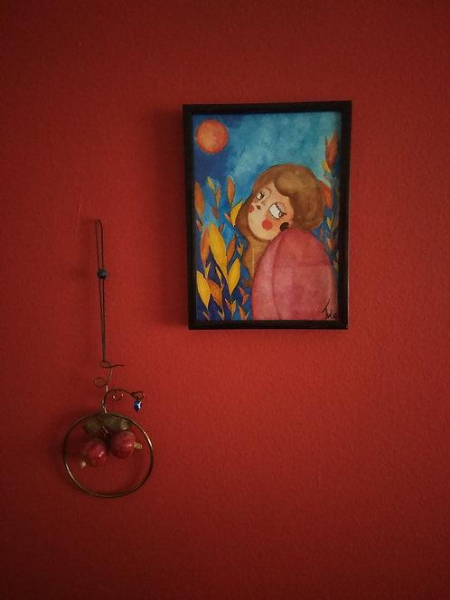 TMA original painting ~Louiza~