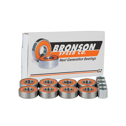 Bronson Speed Co Bearings G2