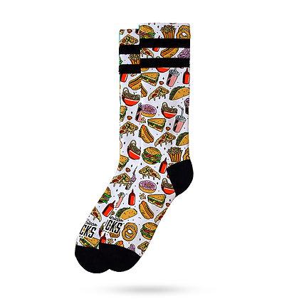 American Socks Signature Junk Food Mid High