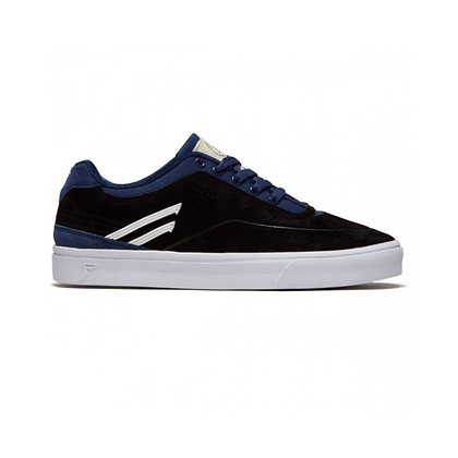 Footprint Footwear Liberty Black Navy Blue