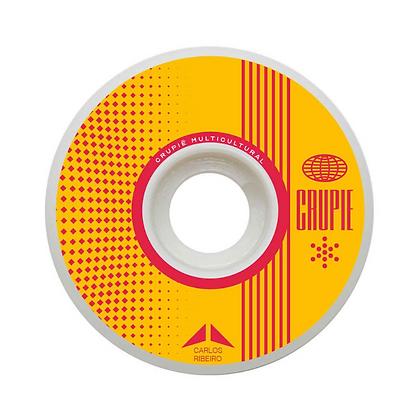 Crupie Wheels Carlos Ribeiro Wide Shape 53MM