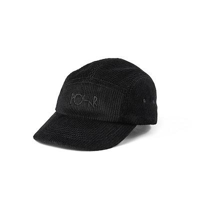 Polar Cord Speed Cap Black