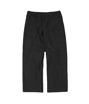 Poetic Collective Painter Pants Black
